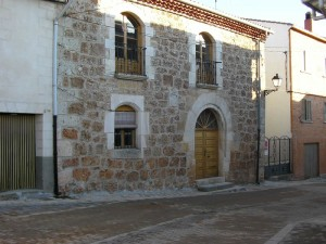 Fachada Ayuntamiento de Mecerreyes