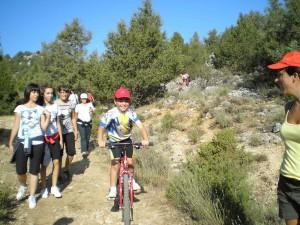 Ruta del Cid 2009 a