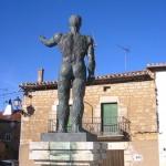 Monumento Hombre Guileto-Mecerreyes