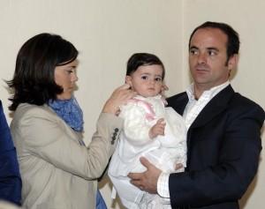 Bautizo de Lucia, 8-05-2010 (2)
