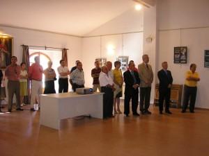 Inauguración Albergue La Corneja, Mecerreyes, 3-07-2010 (1)