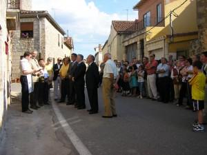 Inauguración Albergue La Corneja, Mecerreyes, 3-07-2010 (4)