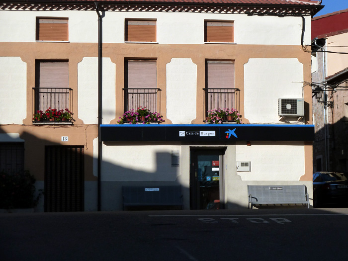 Noticias julio 2012 mecerreyes for Oficinas caixa burgos