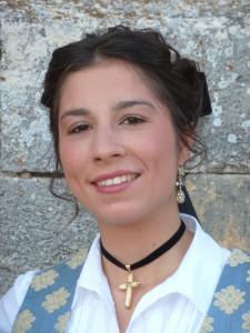 Olga Corrochano Arribas, Dama Fiestas Mecerreyes 2013