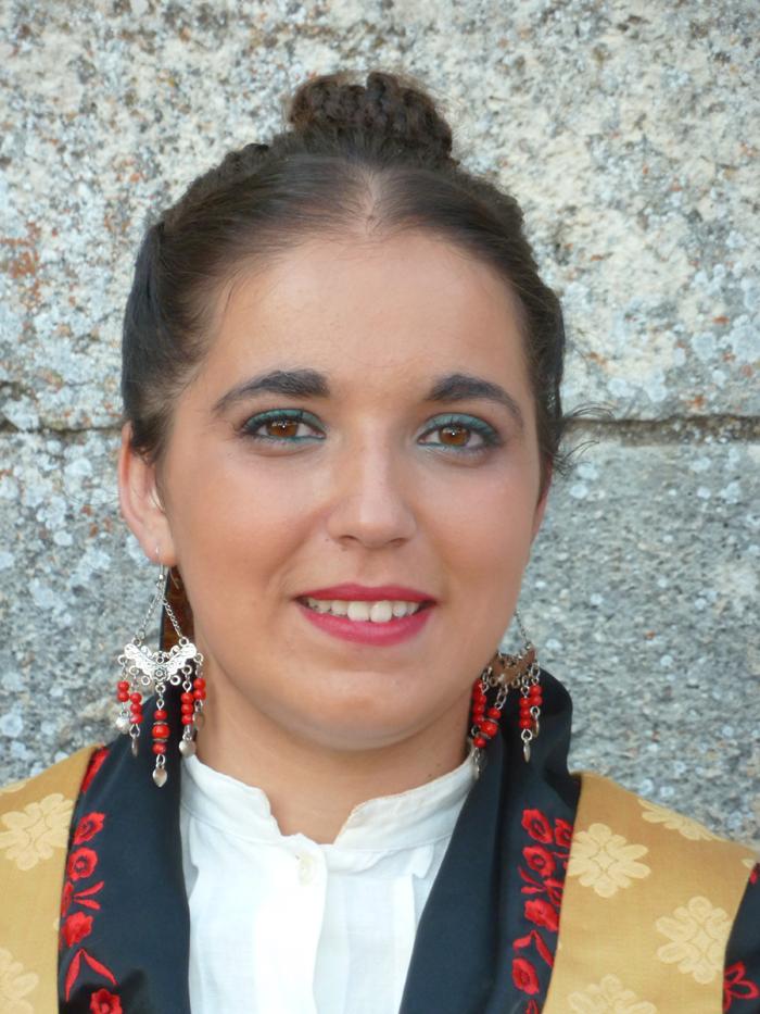 Ariana Vicario Arroyo, Reina Fiestas Mecerreyes 2013