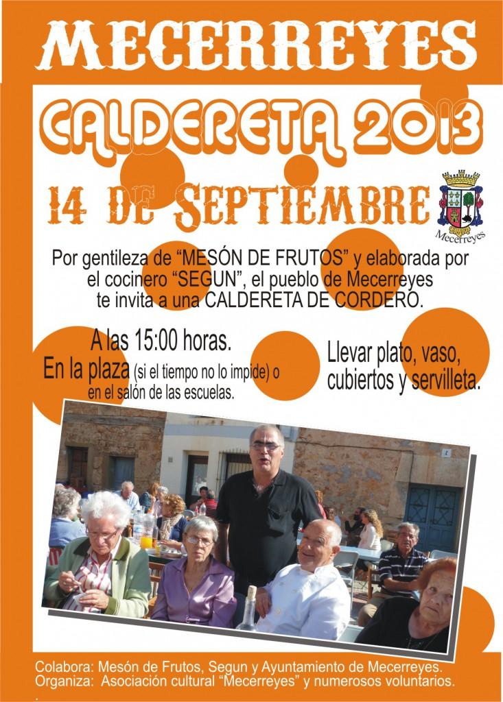 Caldereta 2013