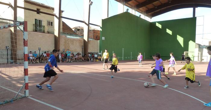Mecerreyes Torneo futbito 2013 b
