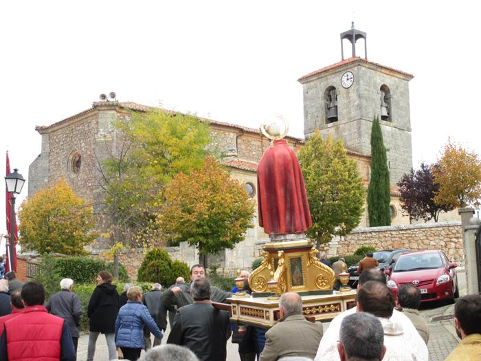 Fiesta de San Martín, Mecerreyes 11-11-2013