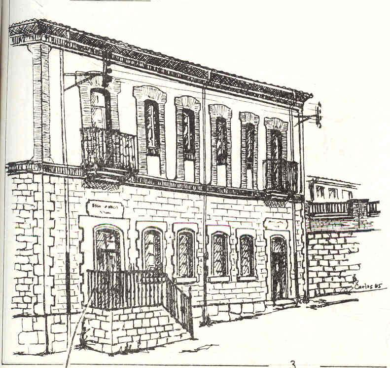 Escuela Mecerreyes