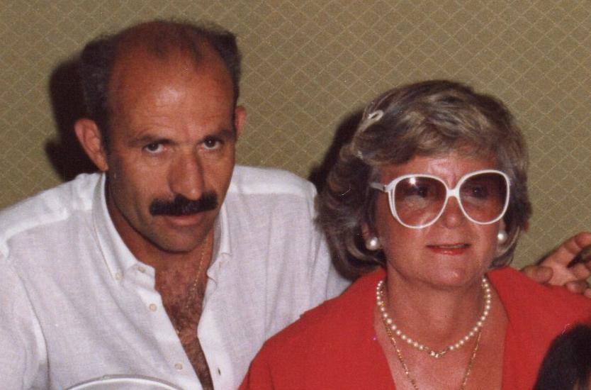 D.Esteban y DªBegoña