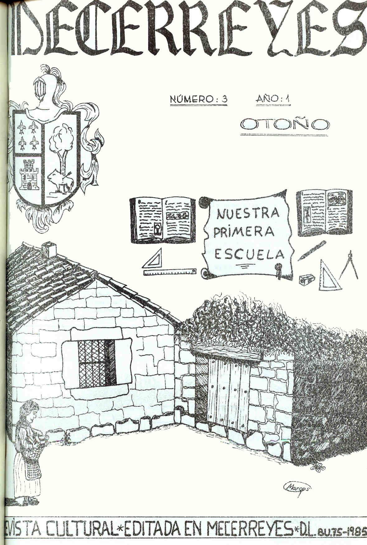 Revista Mecerreyes nº 3
