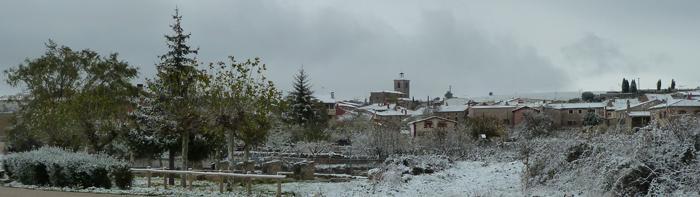 Mecerreyes nevado, 16-11-2013