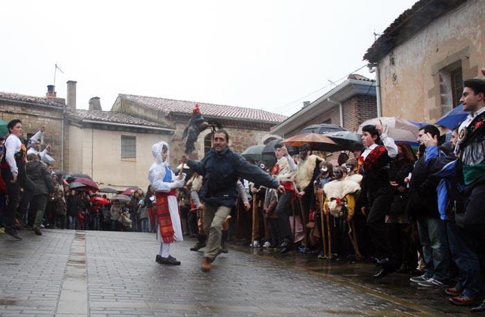 Mecerreyes, Gallo de Carnaval 2-03-2014 (Foterolerma)
