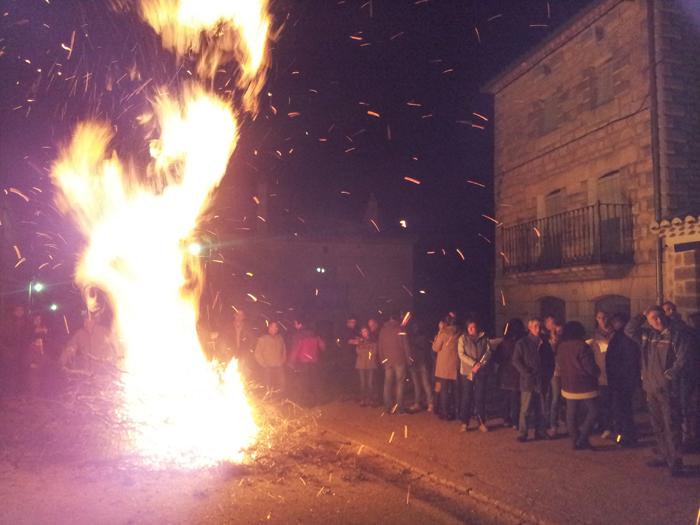 Mecerreyes, Marzas 28-02-2014