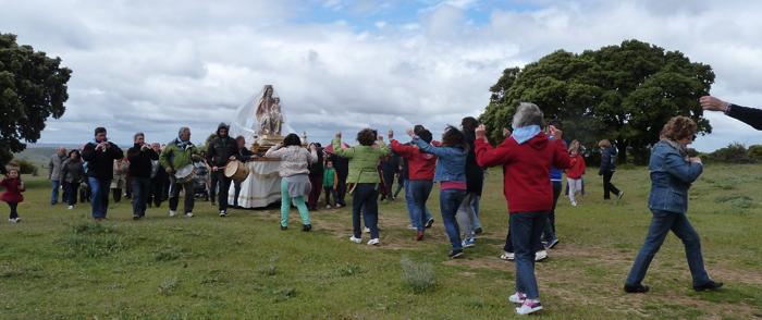 Mecerreyes, Romería Virgen del Camino 31 de Mayo de 2014