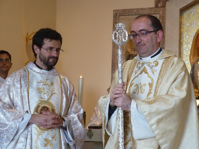 Mecerreyes, Bodas plata sacerdotales Don Carlos, 26-7- 2014