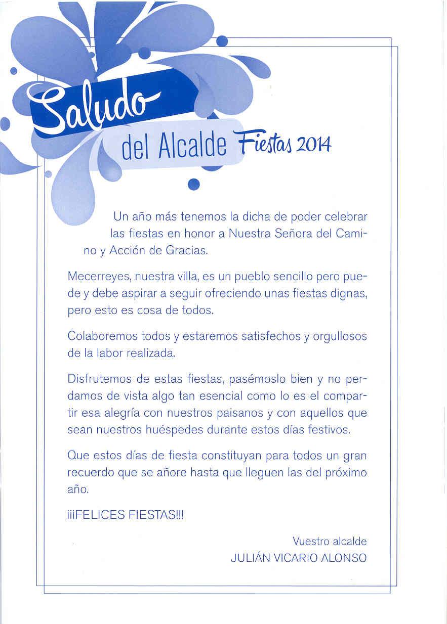 Mecerreyes, Programa Fiestas 27 a 31-08-2014 c