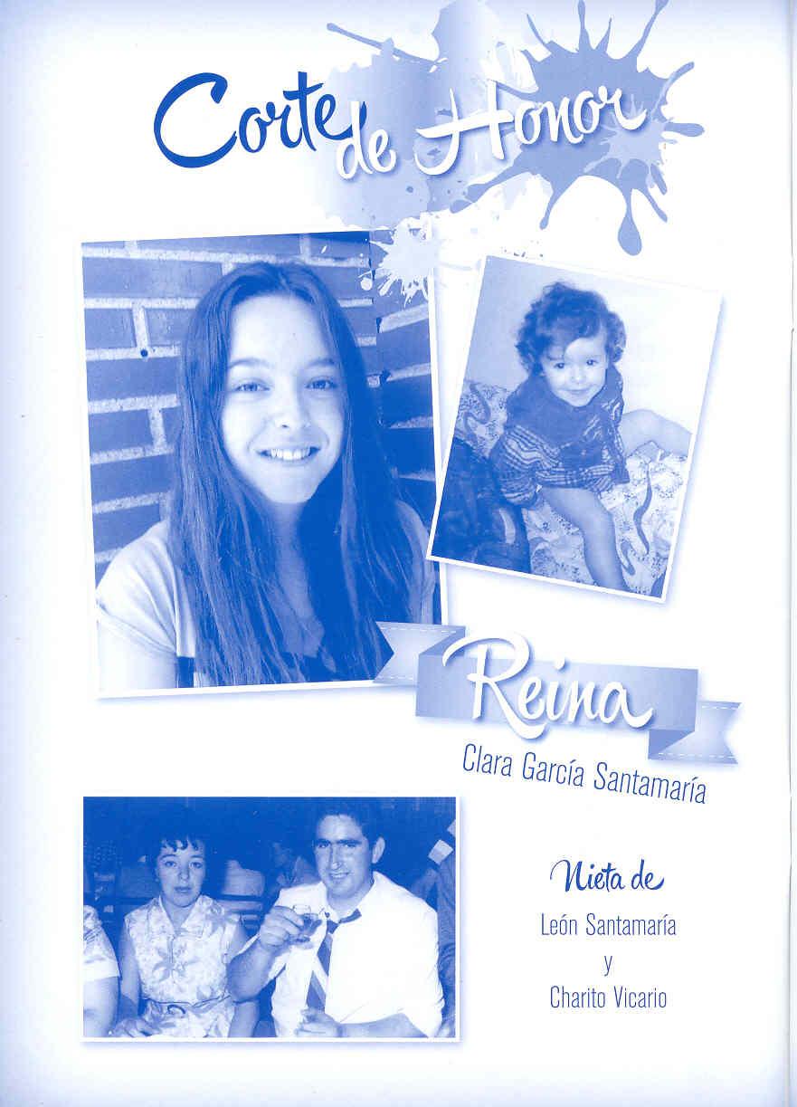 Mecerreyes, Programa Fiestas 27 a 31-08-2014 d