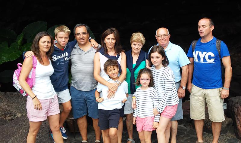 Bodas de oro, Dacio y Dori 2014 en Lanzarote