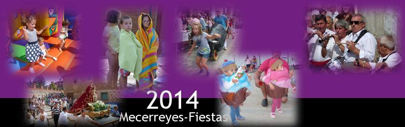 Mecerreyes, Fiestas Agosto 2014