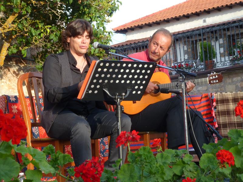 Mecerreyes, Jose Salinas y Mariano Mangas, 14-08-2014