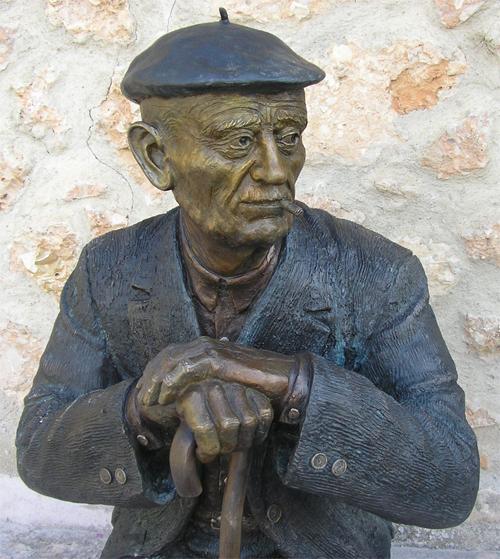 Abuelo, Mecerreyes