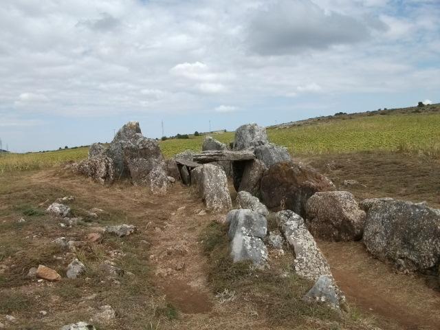 Dolmen de Mazariegos