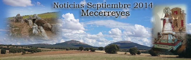 Mecerreyes, Septiembre 2014