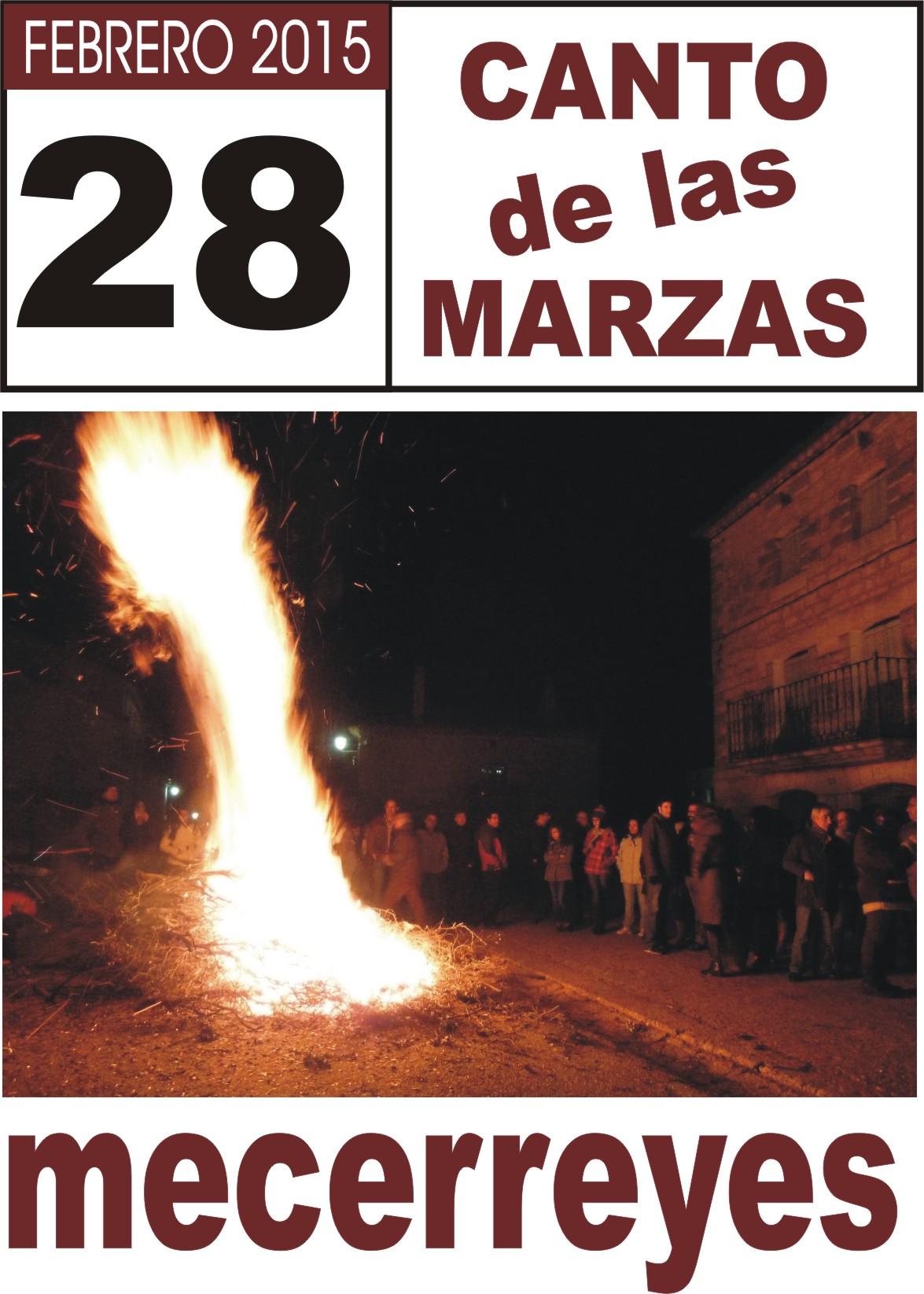 Mecerreyes, Fecha Marzas 2015