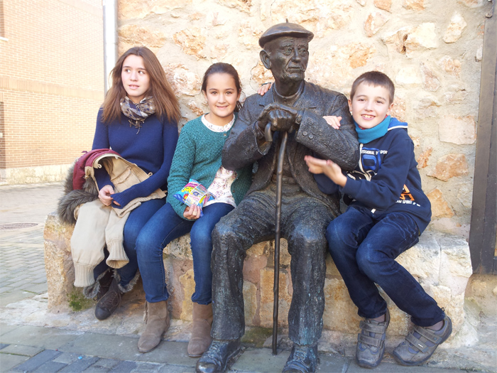 Mecerreyes, enero 2015, Abuelo