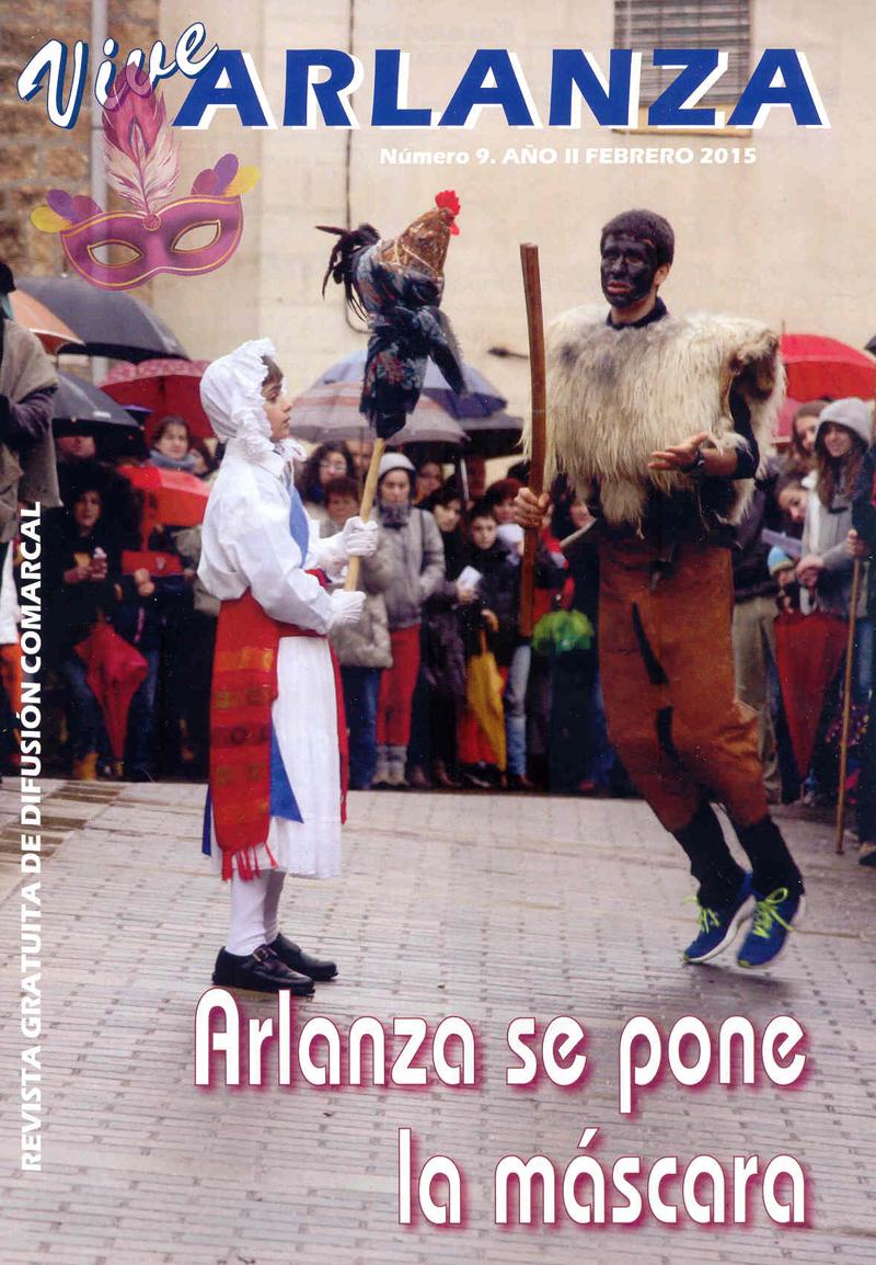 Vive Arlanza num 9-2015, portada