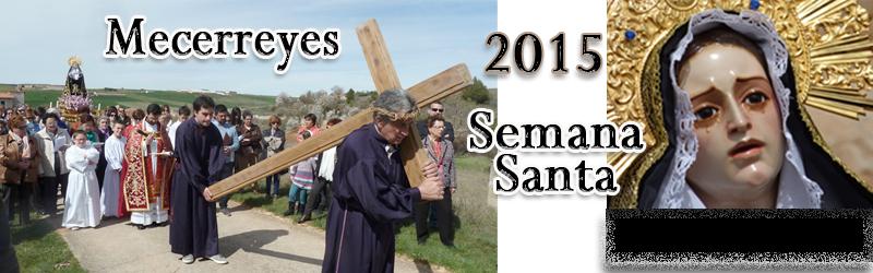 Mecerreyes, Semana Santa 2015