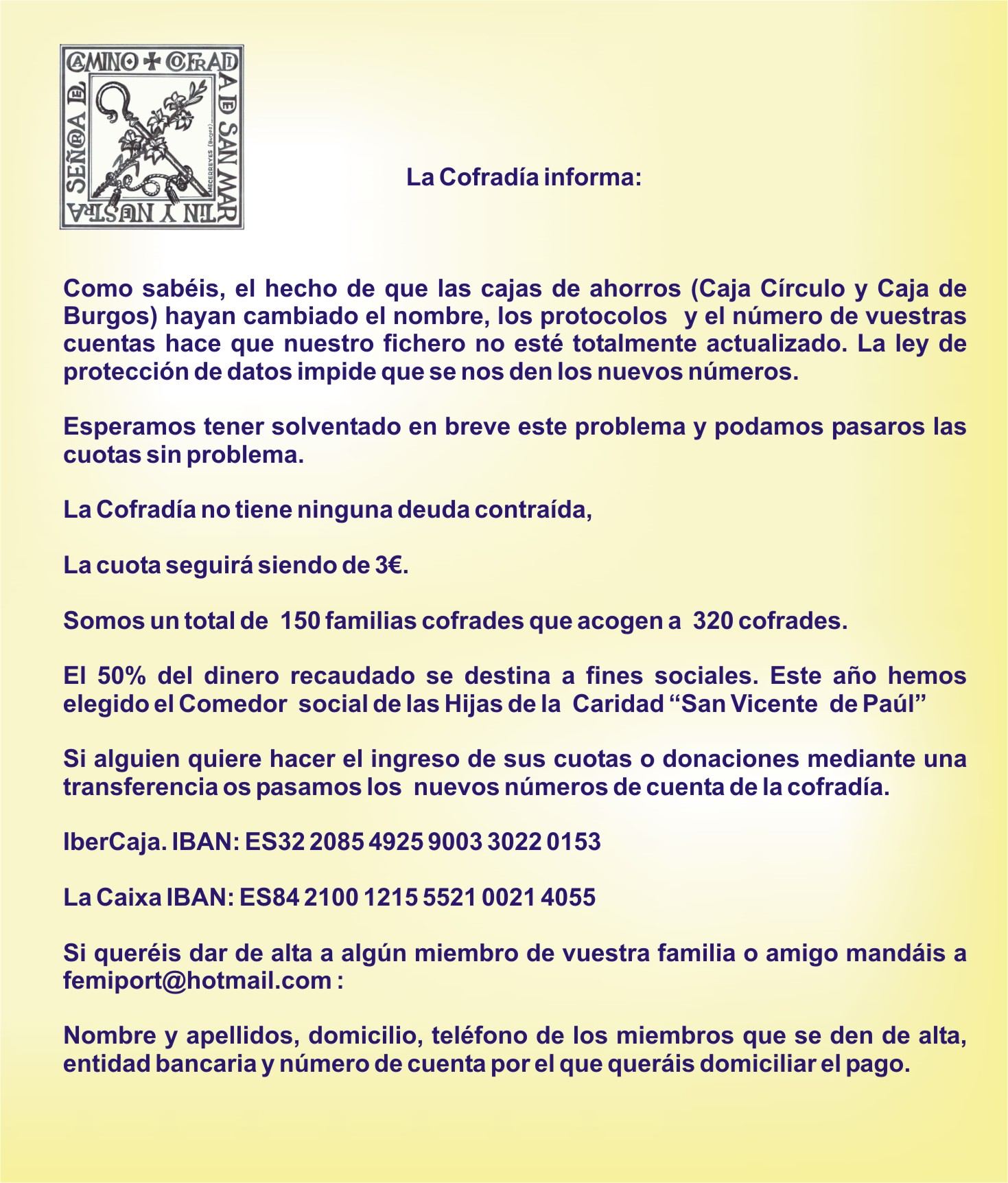 Mecerreyes, Romería Mayo 2015