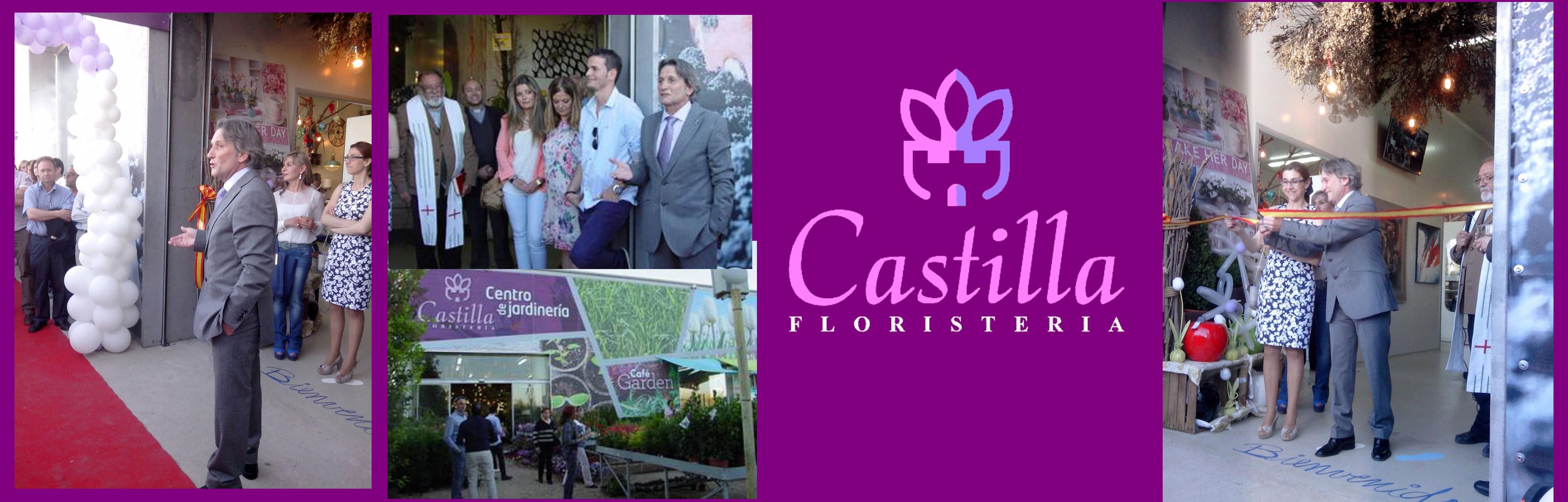 Floristería Castilla en Aranda de Duero 25-05-2015
