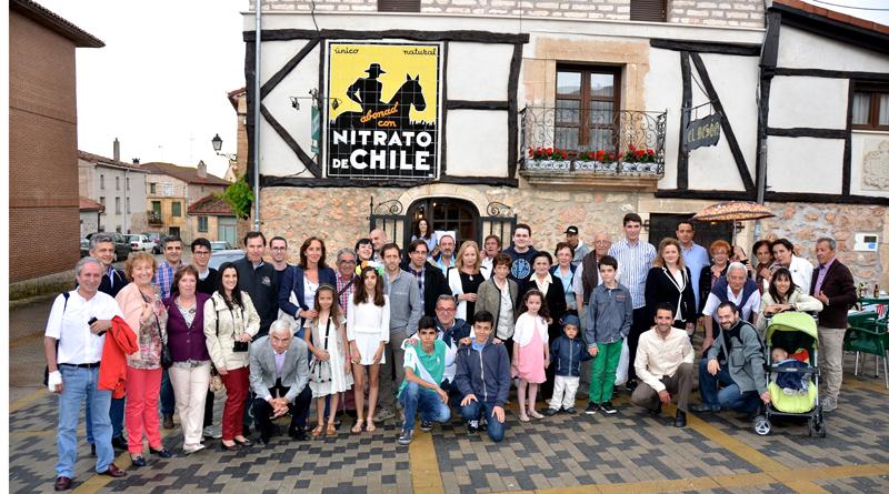 Mecerreyes, Familia Cuevas 13-06-15