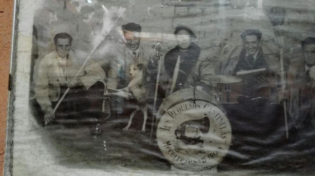 Orquesta Mecerreyes, Los Pequeños Cantinflas