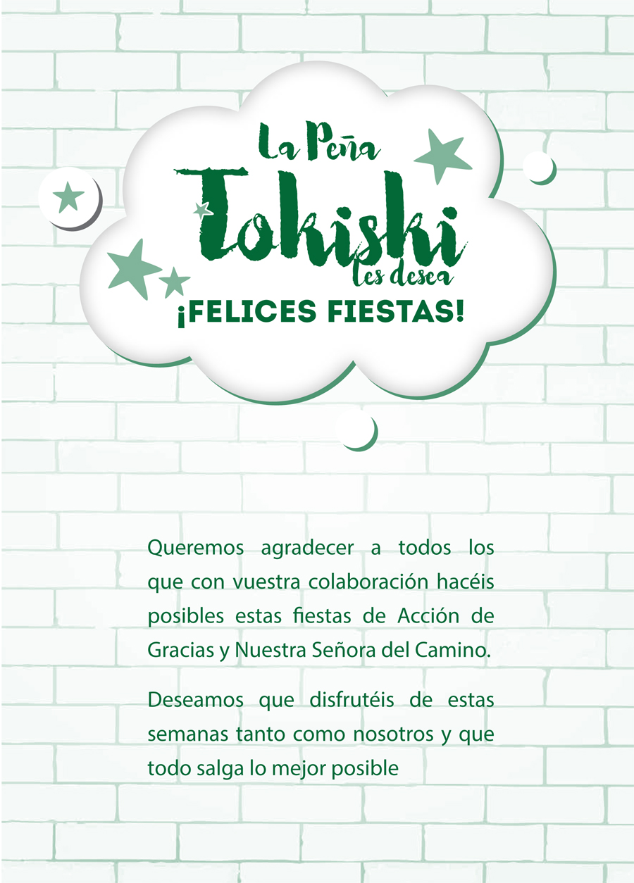 Mecerreyes, Programa de Fiestas 2015 (1)