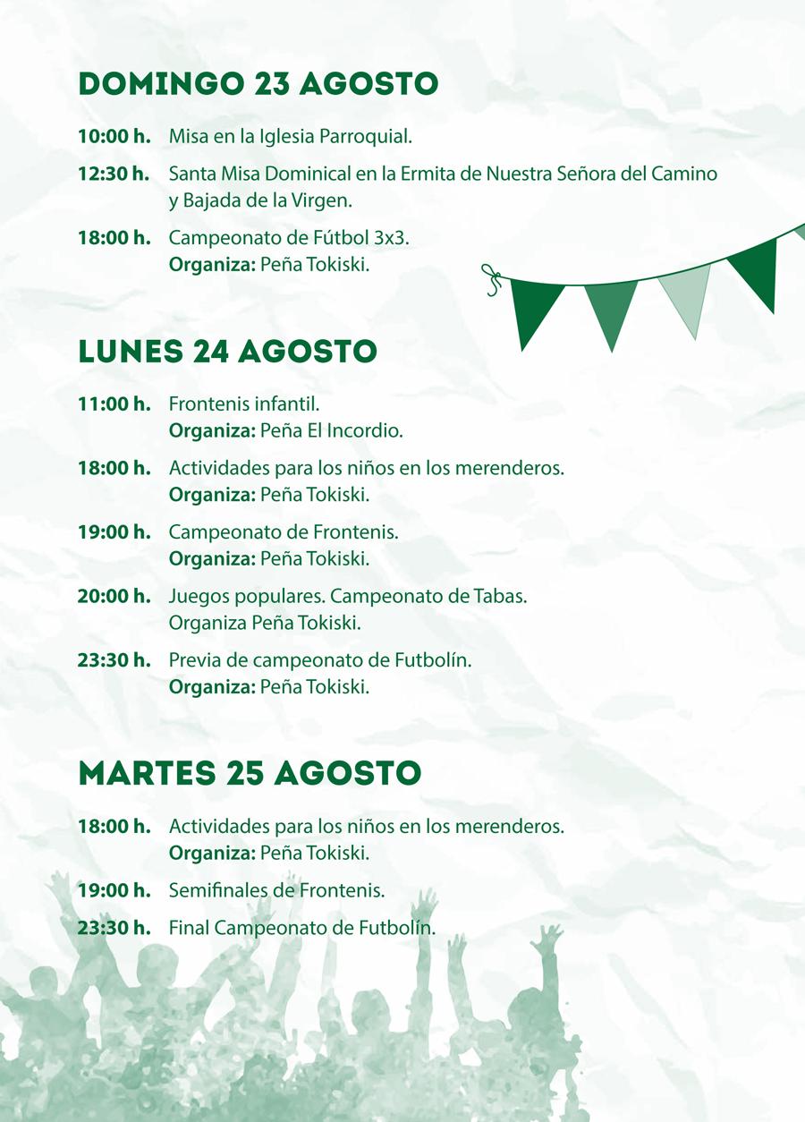 Mecerreyes, Programa de Fiestas 2015 (6)