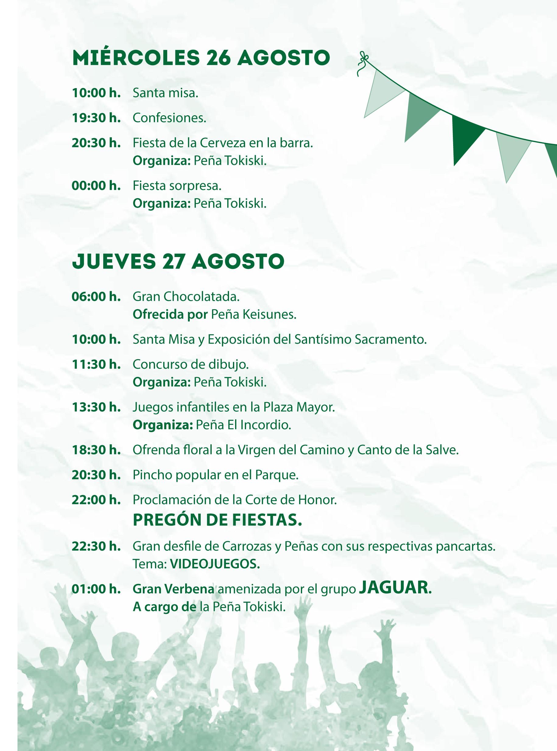 Mecerreyes, Programa de Fiestas 2015 (7)