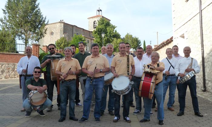 Mecerreyes, XV Muestra de Dulzaineros 1-08-2015