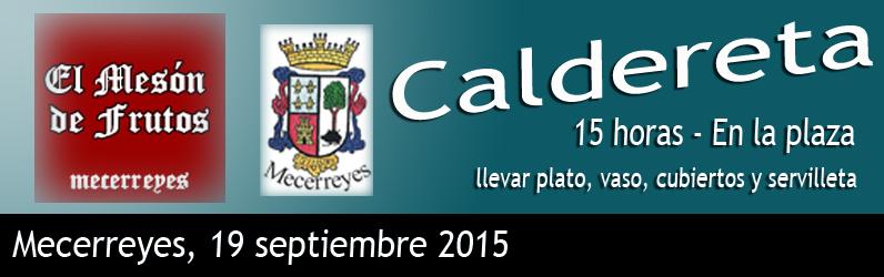 Caldereta 2015