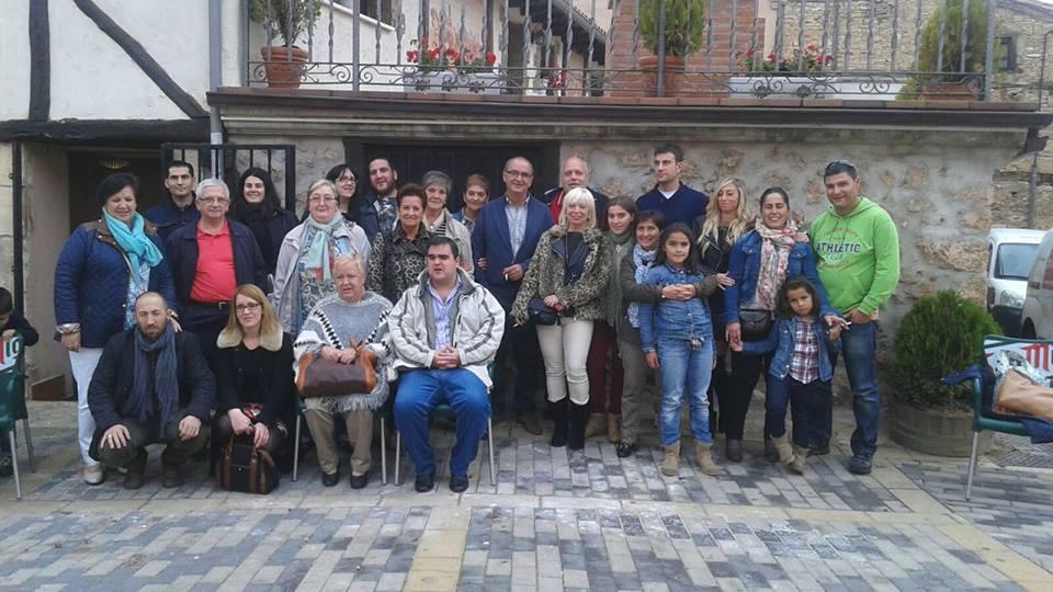 Mecerreyes, Encuentro de Primos Vicario, 12-10-2015