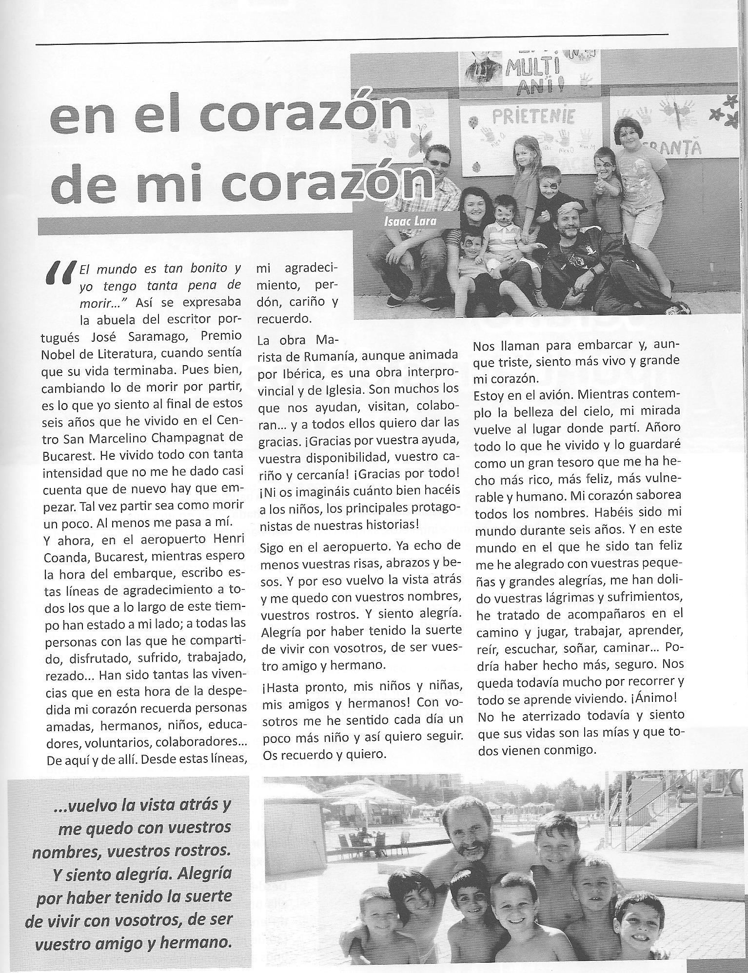 Ibérica Marista Nº 47-Pág.39