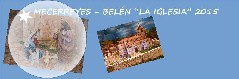 "Belén ""La Iglesia"" 2015"