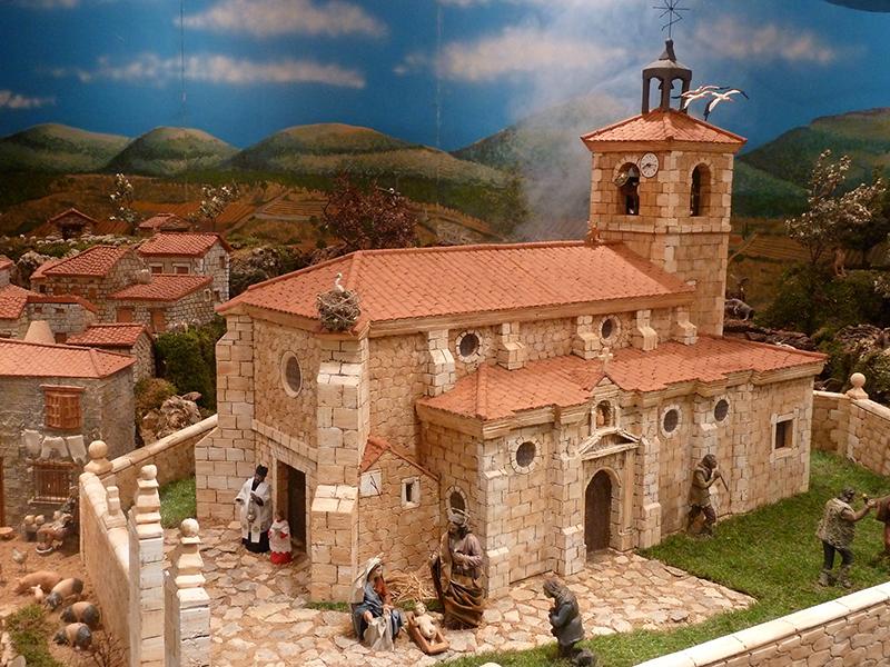 Mecerreyes, Belén La Iglesia, Navidad 2015 (32)