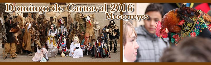 Domingo de Carnaval, Mecerreyes 2016