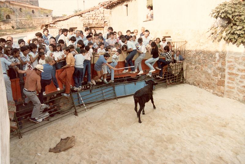 Mecerreyes-Tarde de Toros-1987