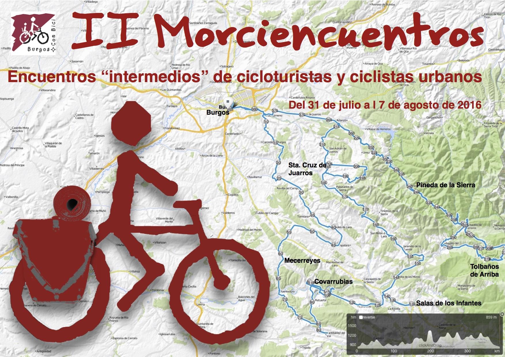 II-Morciencuentros.-Cartel, visita Mecerreyes