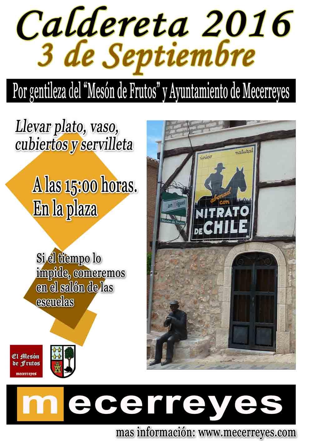 Caldereta 3-09-2016 Mecerreyes
