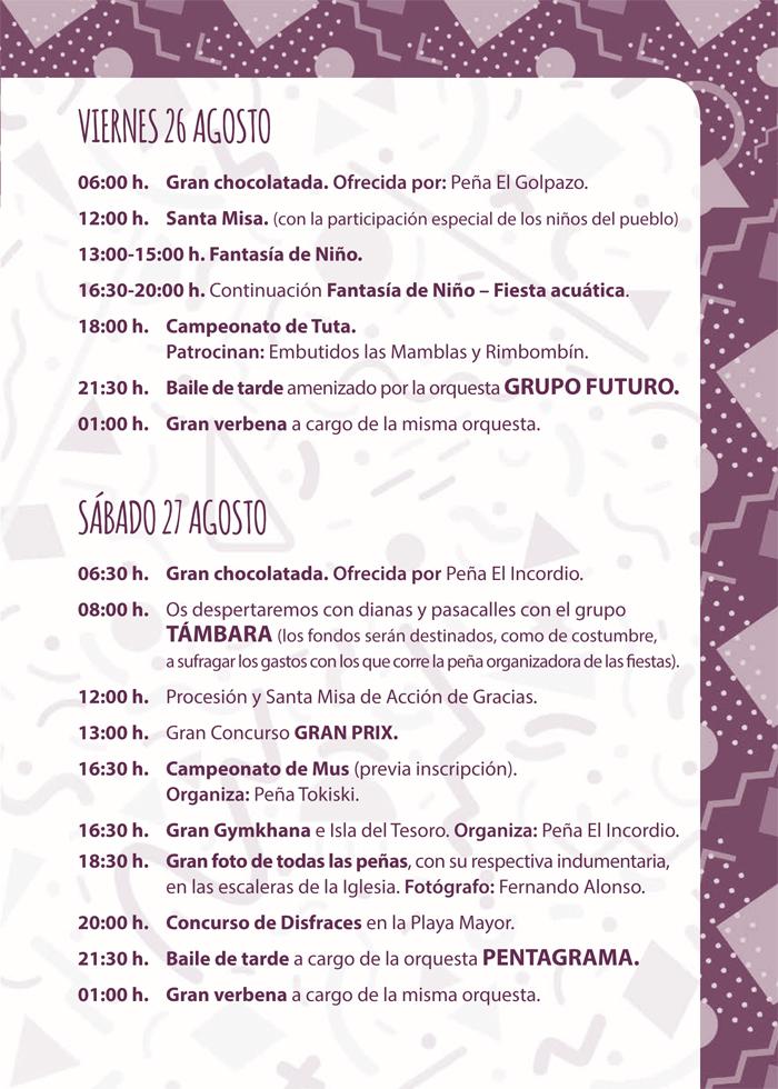 Programa de Fiestas, Mecerreyes 2016 (11)